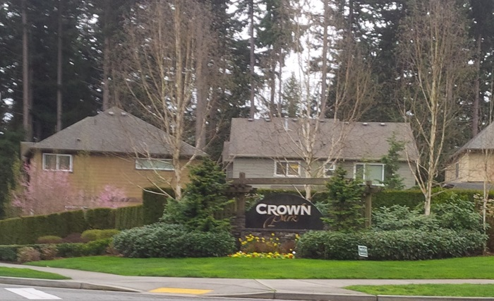 Crown Park in Mukilteo Washington