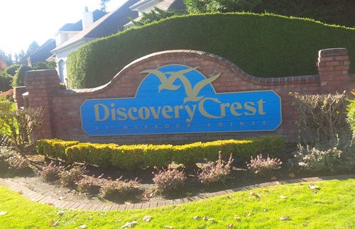 Discovery Crest Mukilteo Washington